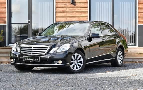 Mercedes E350 CDi aut. BE 3,0