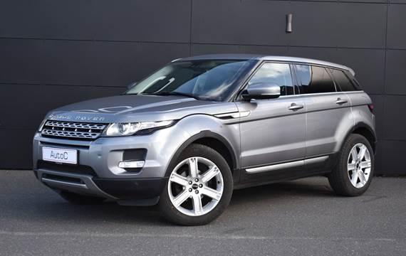 Land Rover Range Rover evoque SD4 Dynamic aut. Van 2,2