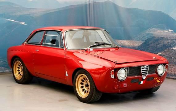 Alfa Romeo Giulia 1600 GT Veloce 1,6