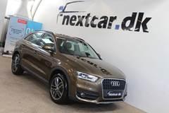 Audi Q3 TDi 140 2,0
