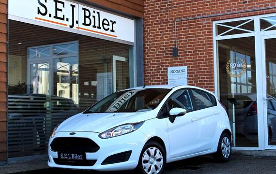 Ford Fiesta TDCi 95 Trend ECO 1,5