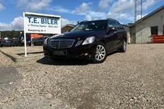 Mercedes E250 CDi Elegance stc. aut. BE 2,2