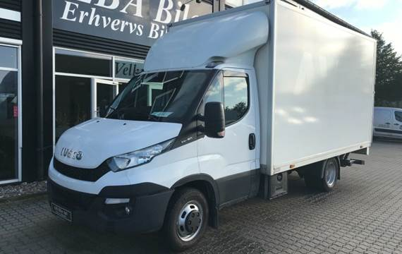 Iveco Daily 35C15 Alukasse m/lift 3,0