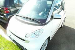 Smart ForTwo Coupé CDi 54 Passion aut. 0,8