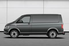 VW Transporter TDi 150 Kassevogn DSG kort 2,0