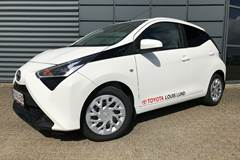 Toyota Aygo VVT-i x-pression x-shift 1,0
