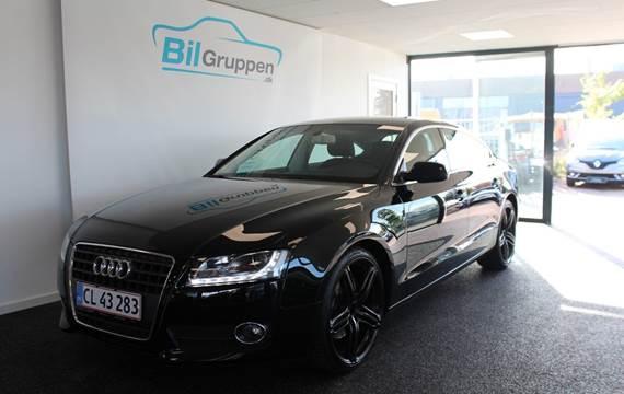 Audi A5 TFSi 211 SB 2,0