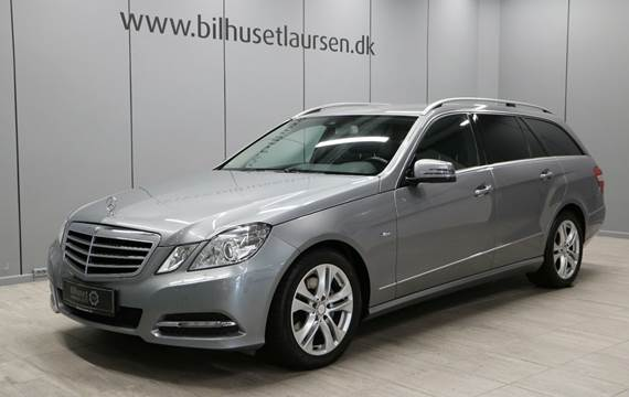 Mercedes E250 CDi Avantgarde stc aut 4-M BE 2,2
