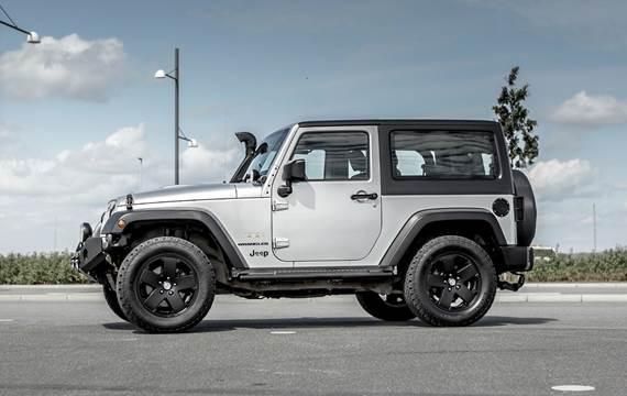 Jeep Wrangler Sahara aut. 3,6