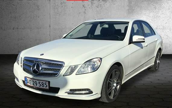 Mercedes E220 CDi Elegance aut. BE 2,2