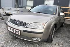 Ford Mondeo Titanium X  5d 6g 2,5