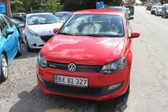 VW Polo TDi 75 Trendline BlueMotion 1,2