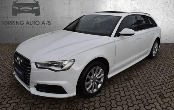 Audi A6 TDi 190 Ultra Avant 2,0