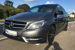 Mercedes B200 aut. BE 1,6