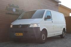 VW Transporter TDi 102 Kassev. lang 1,9