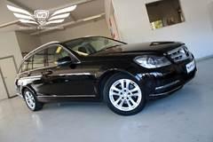 Mercedes C220 CDi Avantgarde stc. aut. BE 2,2