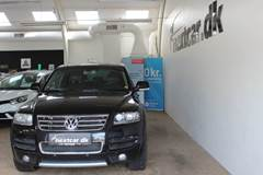 VW Touareg W12 Executive Tiptr. 6,0