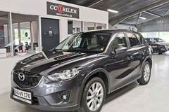 Mazda CX-5 Sky-D 150 Optimum Tech aut AWD 2,2