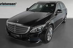 Mercedes C350 e Avantgarde stc. aut. 2,0