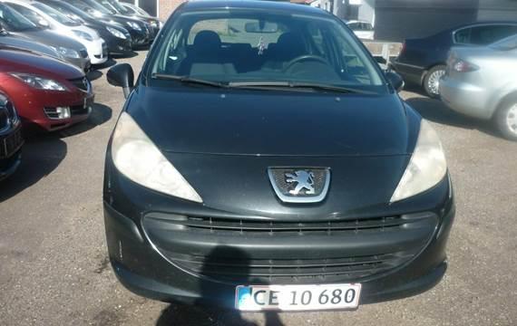 Peugeot 207 HDi 1,4