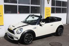 Mini Cooper S Cabriolet Steptr. 1,6