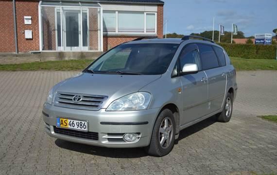 Toyota Sportsvan VVT-i 2,0
