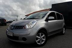 Nissan Note dCi 86 Active 1,5
