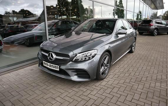 Mercedes C200 Advantage AMG aut. 1,5