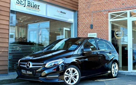 Mercedes B200 CDi Business 2,2