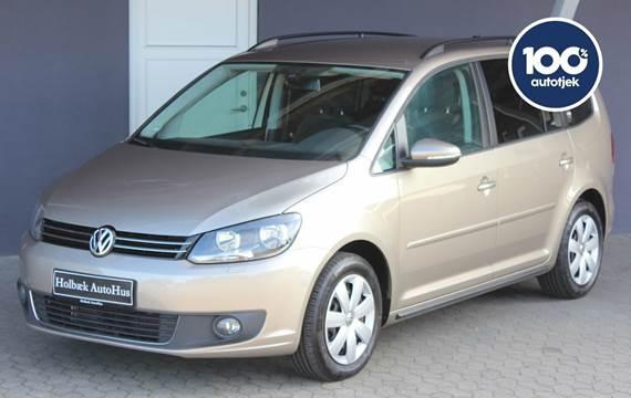 VW Touran TSi 140 Comfortline 7prs 1,4