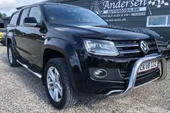 VW Amarok TDi 180 Highline aut. 2,0