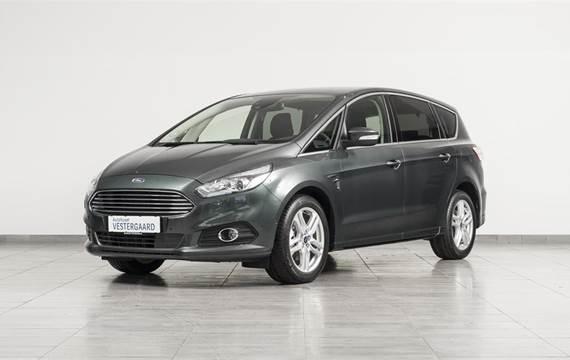 Ford S-MAX EcoBoost Titanium  6g 1,5