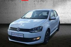VW Polo TDi 75 BlueMotion 1,4