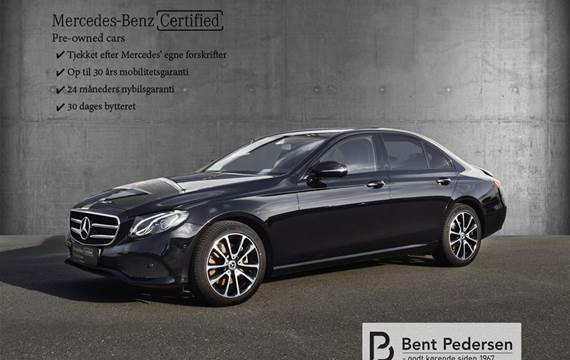 Mercedes E220 220  D Business 9G-Tronic  9g Aut. 2,0