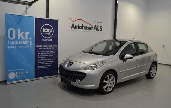 Peugeot 207 VTi Premium 1,6
