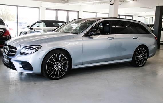 Mercedes E350 d AMG Line stc. aut. 3,0