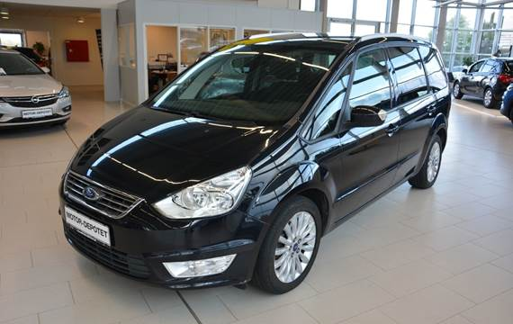 Ford Galaxy TDCi 163 Collection aut. 2,0