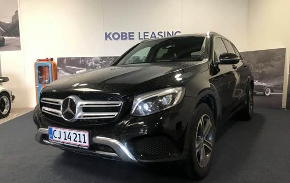 Mercedes GLC250 d aut. 4-M 2,2