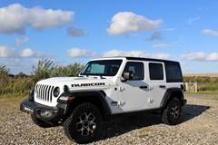 Jeep Wrangler Unlimited T Rubicon aut. 4x4 2,0
