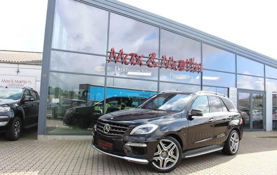 Mercedes ML63 AMG aut. 5,5
