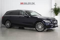 Mercedes C200 AMG Line stc. aut. 2,0