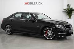 Mercedes C63 AMG Performance aut. 6,3