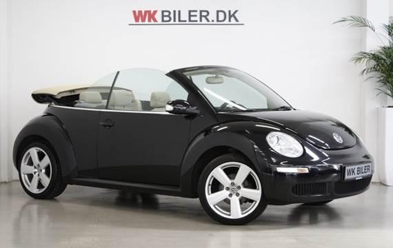 VW New Beetle Trendline Cabriolet 1,6