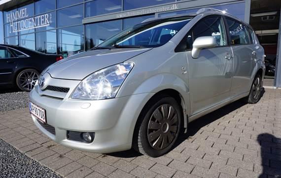 Toyota Corolla Verso Sol MMT 7prs 1,8