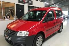 VW Caddy TDi Life DSG 1,9