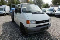 VW Transporter D Db.Cab m/lad 2,4