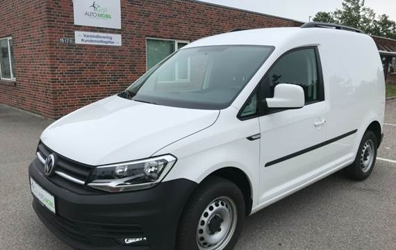 VW Caddy TDi 102 BlueMotion Van 2,0