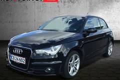 Audi A1 TFSi 185 Ambition S-line S-tr. 1,4