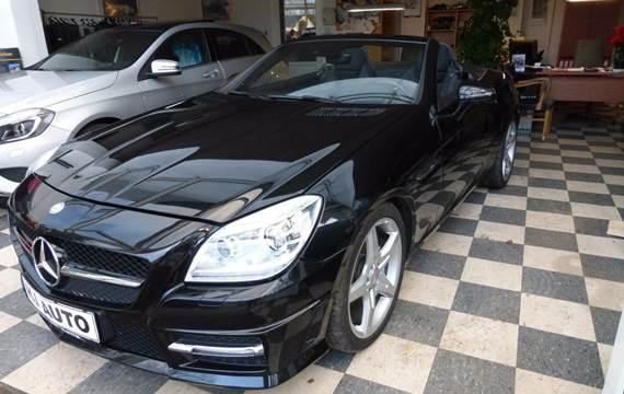 Mercedes SLK200 1,8 BE