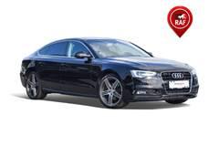 Audi A5 TFSi 144 S-line SB Multitr. 1,8